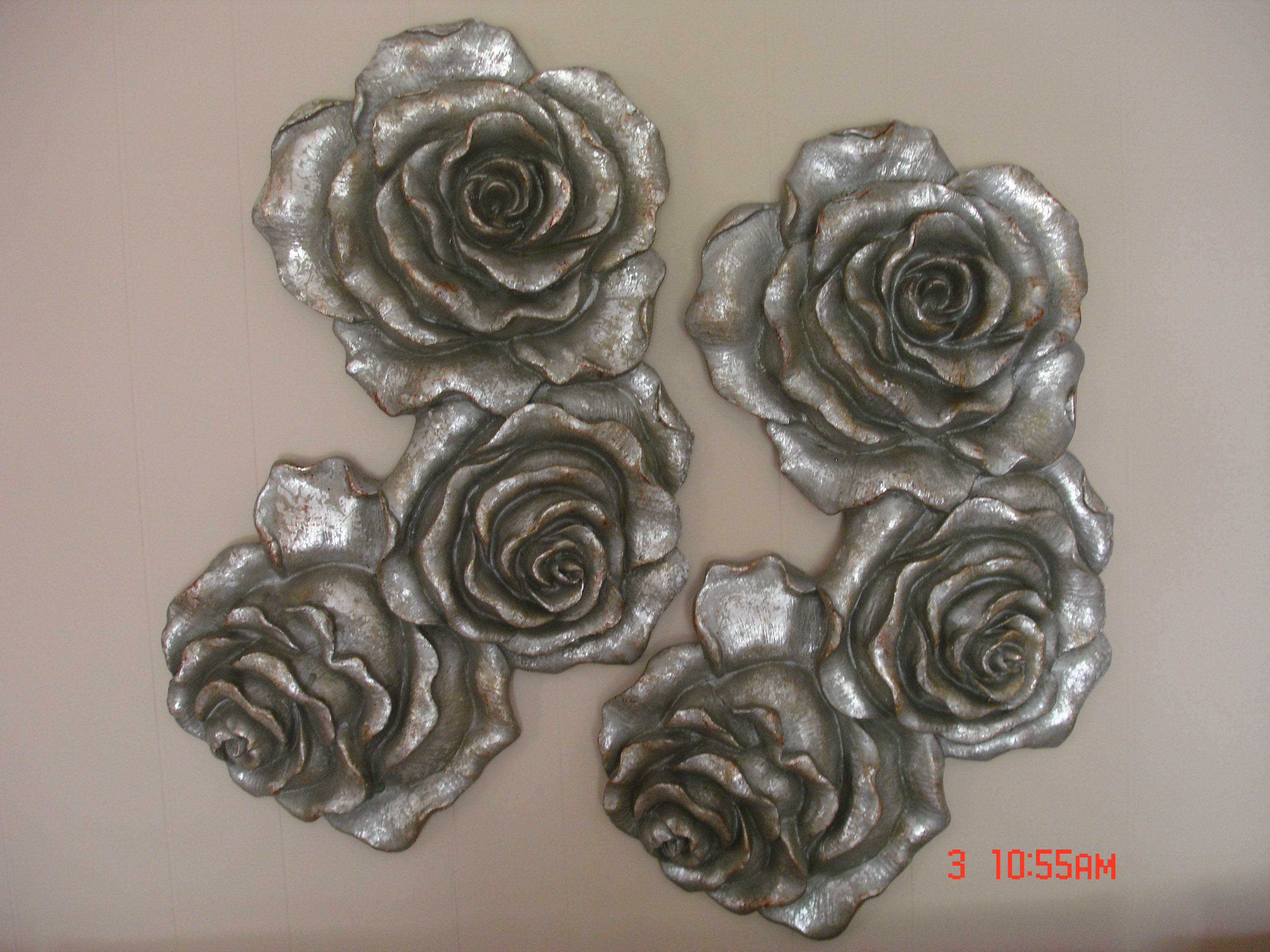 Roses Wallhanging